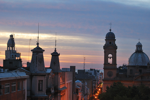 Montevideo, Urugay - Photo: ana_ge, used under Creative Commons License (By 2.0)