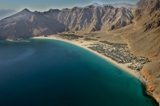 Six Senses Zighy Bay, Oman. (c) Six Senses Resorts & Spas