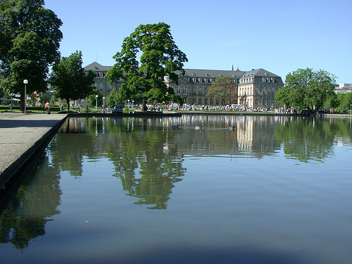 Stuttgart, Germany. Photo: gpoo, used under Creative Commons License (By 2.0)