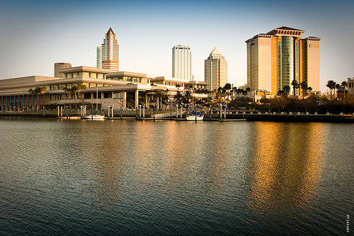 Tampa Bay, Florida - Photo: Cal Dellinger, used under Creative Commons License (By 2.0)