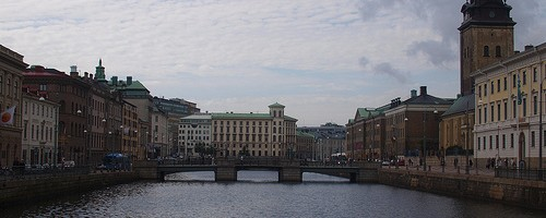 Gothenburg, Sweden. Photo: tomislavmedak, used under Creative Commons License (By 2.0)
