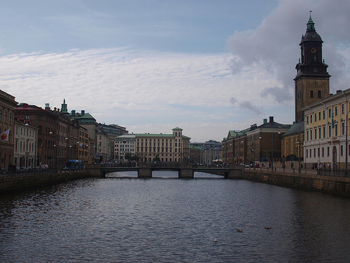 Gothenburg, Sweden. Photo: tomislavmedak, used under Creative Commons License (By 2.0)