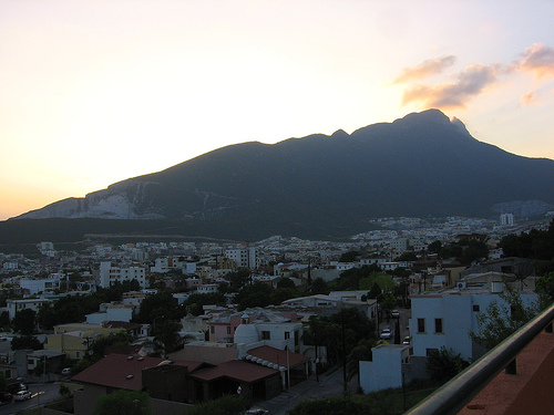 Monterrey, Mexico - Photo: NightRStar, used under Creative Commons License (By 2.0)