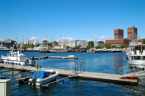 Oslo, Norway - Photo: cordyph, used under Creative Commons License (By 2.0)