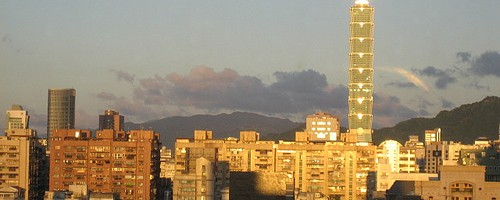 Taipei, Taiwan Photo: Borya, used under Creative Commons License (By 2.0)