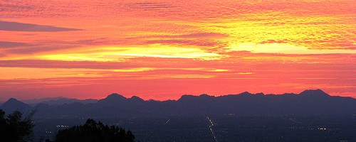 Tucson, Arizona - . Photo: rebonnet, used under Creative Commons License (By 2.0)