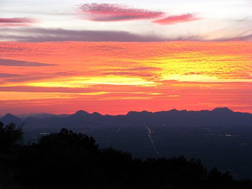 Tucson, Arizona - . Photo: rebonnet, used under Creative Commons License (By 2.0)