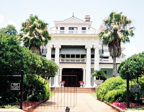 McFaddin-Ward Home, Beaumont, Texas - Photo: rsmithtex, used under Creative Commons License (By 2.0)