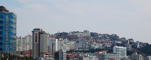 Busan, South Korea - Photo: Justin Ornellas, used under Creative Commons License (By 2.0)