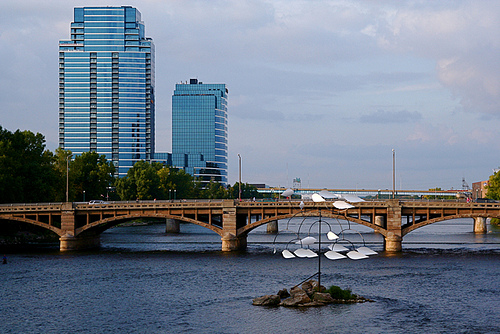 Downtown, Grand Rapids, Michigan - Photo: stevendepolo, used under Creative Commons License (By 2.0)