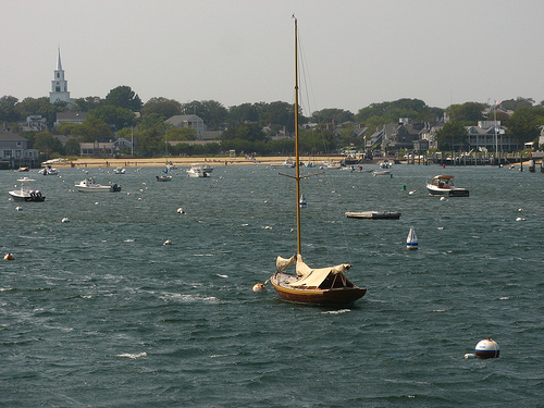 Nantucket Habor - Photo: eoringel, used under Creative Commons License (By 2.0)