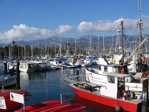 Santa Barbara Photo: HBarrison, used under Creative Commons License (By 2.0)