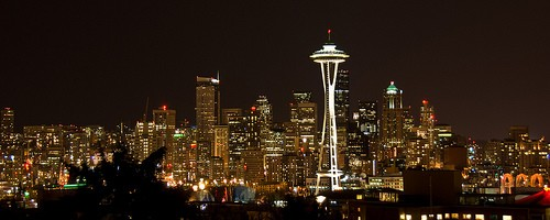 Seattle, Washington - Photo: Bryce Edwards via Flickr, used under Creative Commons License (By 2.0)