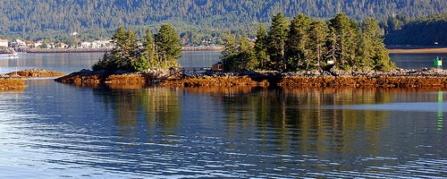 Sitka, Alaska - . Photo: HBarrison, used under Creative Commons License (By 2.0