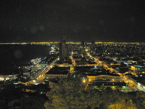 Guayaquil, Ecuador. Photo: Sachavir_BR, used under Creative Commons License (By 2.0)