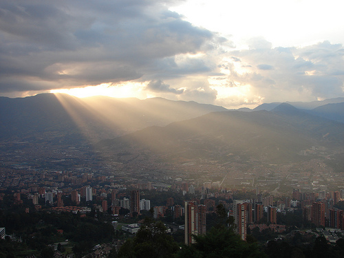 Medellin, Colombia Photo: laloking97, used under Creative Commons License (By 2.0)