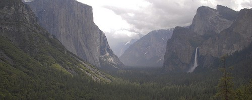 Yosemite National Park - Photo: Georg Lester, used under Creative Commons License (By 2.0)