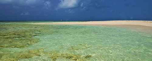 South Barbuda, Antigua and Barbuda- Photo: eutrophication&hypoxia , used under Creative Commons License (By 2.0)