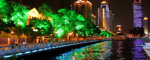 Guangzhou, China. Photo: micmac9a, used under Creative Commons License (By 2.0)