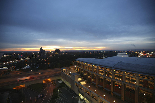 Convention Center, Hartford, Connecticut - Photo: eschipul, used under Creative Commons License (By 2.0)