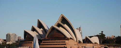 Sydney Opera House, Sydney, Australia - Photo: xiquinhosilva, used under Creative Commons License (By 2.0)