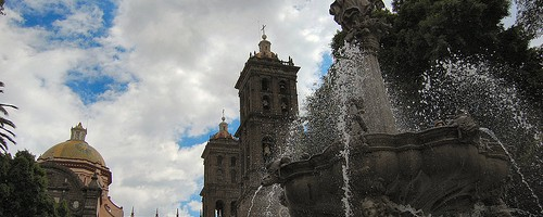 Puebla, Mexico Photo: RussBowling, used under Creative Commons License (By 2.0)