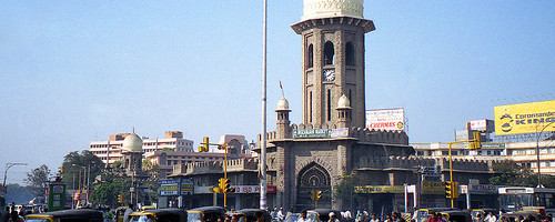 Street Corner, Hyderabad, India - Photo: ruffin_ready, used under Creative Commons License (By 2.0)