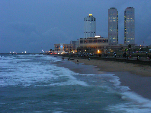 Central Business District, Colombo, Sri Lanka - Photo: Andrew from Sydney, used under Creative Commons License (By 2.0)