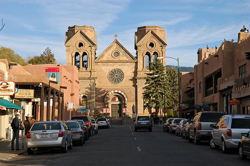 santa Fe, New Mexico Photo: Woody H1, used under Creative Commons License (By 2.0)