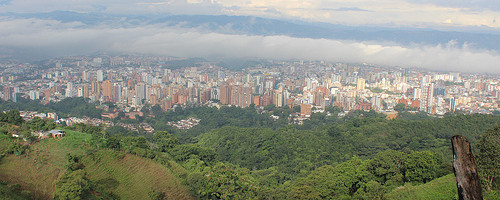 Bucaramanga, Colombia - Photo: yonolatengo, used under Creative Commons License (By 2.0)