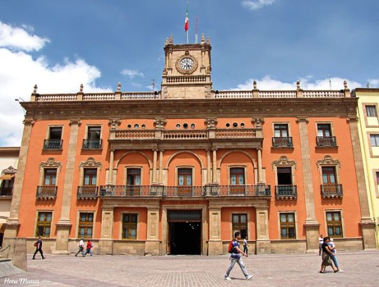 Palacio Municipal de León, Mexico - Photo: LeonGuanajuato, used under Creative Commons License (By 2.0)