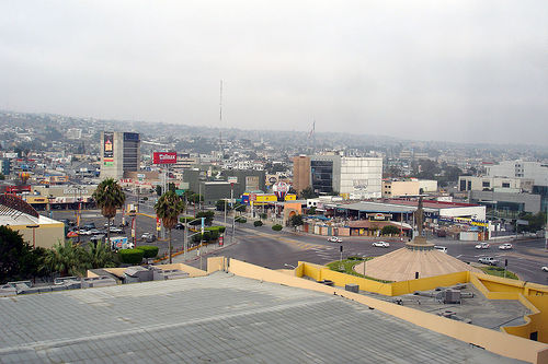 Tijuana, Mexico Photo:Omar Omar, used under Creative Commons License (By 2.0)