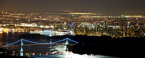Vancouver, British Columbia. Photo: Matthew Grapengieser, used under Creative Commons License (By 2.0)