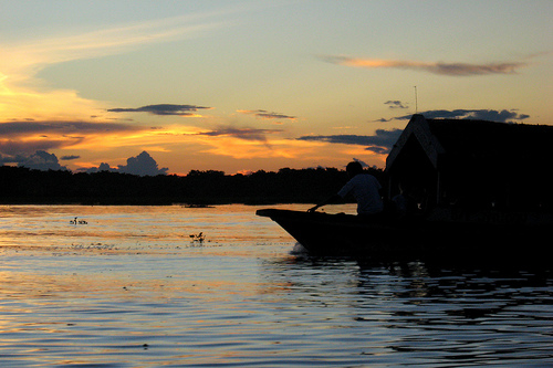 Iquitos, Peru Photo: laurademarco , used under Creative Commons License (By 2.0)