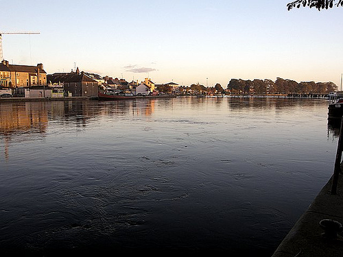 Shannon River, Ireland. Photo: Mad-Lunatic, used under Creative Commons License (By 2.0)