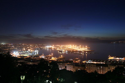 Port, Vigo, Spain. Photo: Contando Estrelas, used under Creative Commons License (By 2.0)