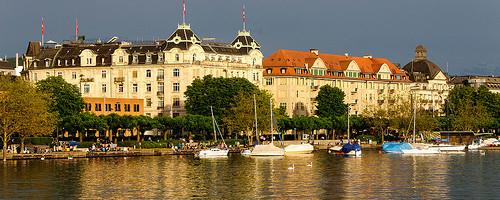 Zurich, Switzerland - Photo: Kamil Porembiński , used under Creative Commons License (By 2.0)
