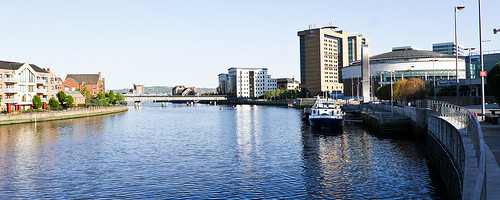 Belfast, Northern Ireland. Photo: infomatique, used under Creative Commons License (By 2.0)