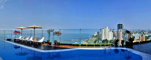 Miraflores, Lima, Peru Photo: Imperial94, used under Creative Commons License (By 2.0)