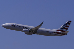 American Airlines 737 - Photo: InSapphoWeTrust, used under Creative Commons License (By 2.0)