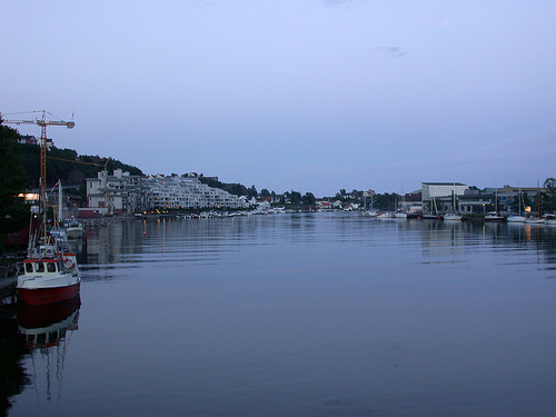 Kristiansand, Norway. Photo: gpoo, used under Creative Commons License (By 2.0)