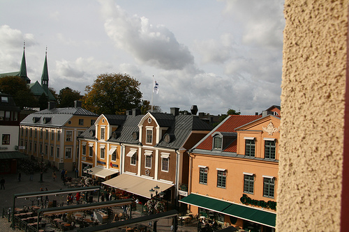 Linkoping, Sweden. Photo: music2fish2 (eric lanning) , used under Creative Commons License (By 2.0)