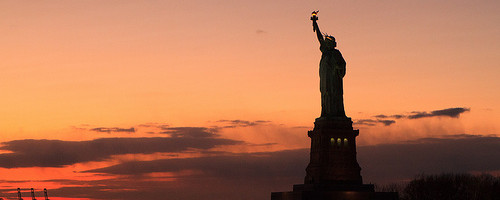 Statue of Liberty. Photo: Alan Wu, used under Creative Commons License (By 2.0)