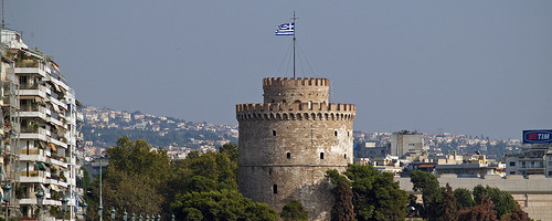 Thessaloniki, Greece- Photo: Dave Proffer via Flickr, used under Creative Commons License (By 2.0)