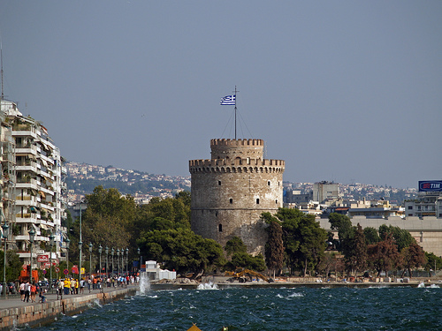 Thessaloniki, Greece. Photo: Dave Proffer, used under Creative Commons License (By 2.0)