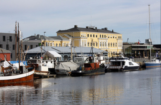 Trondheim, Norway. Photo: Trondheim Havn, used under Creative Commons License (By 2.0)