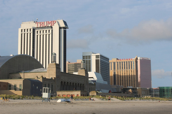 Atlantic City, New Jersey. Photo: shinya, used under Creative Commons License (By 2.0)