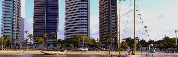 Fortaleza, Brazil - Photo: A. Duarte, used under Creative Commons License (By 2.0)