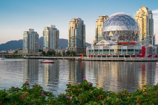 Vancouver, British Columbia. Photo: kennymatic, used under Creative Commons License (By 2.0)