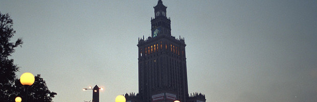 Warsaw, Poland Photo: Henri Sivonen, used under Creative Commons License (By 2.0)